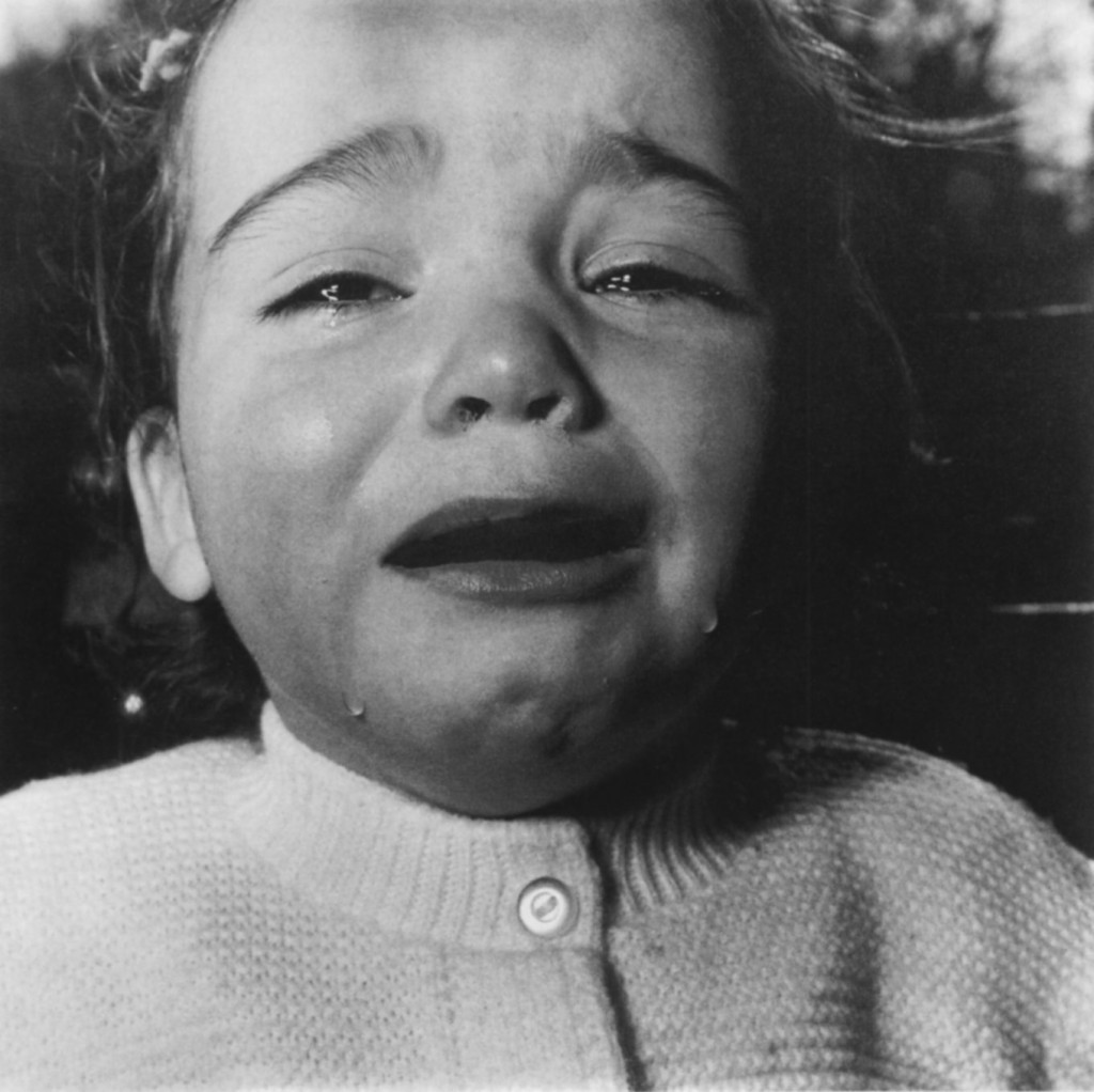 A Child Crying, New Jersey