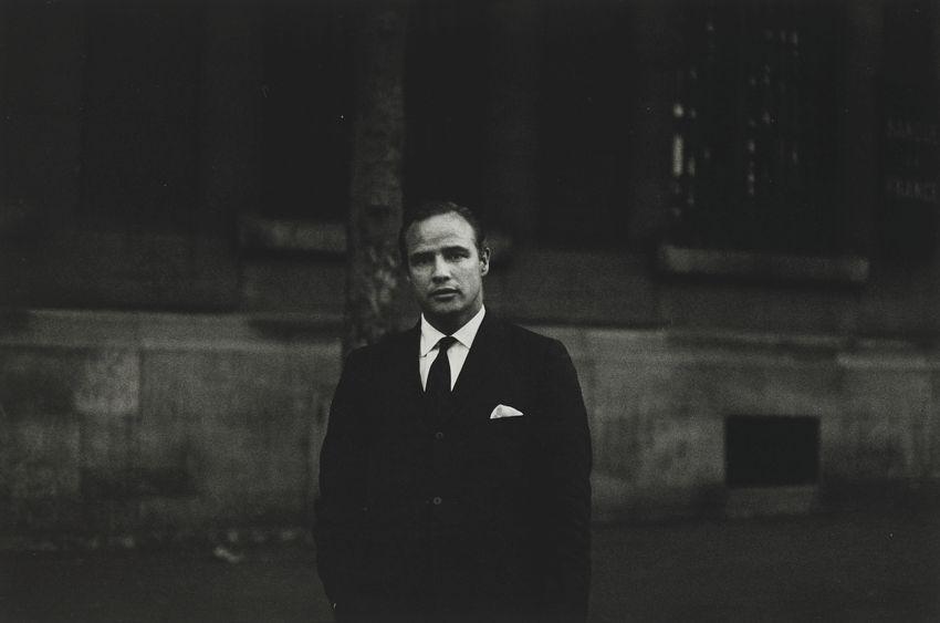 Marlon Brando, Paris, 1966