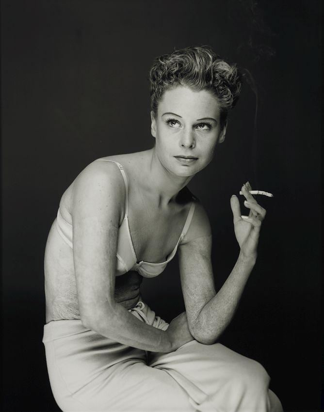 Model, Amsterdam 1999