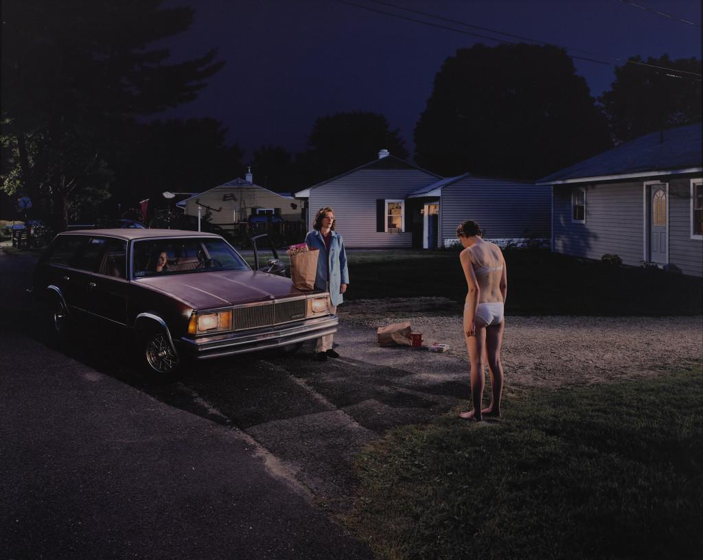 Untitled (Penitent girl) (Série Twilight)