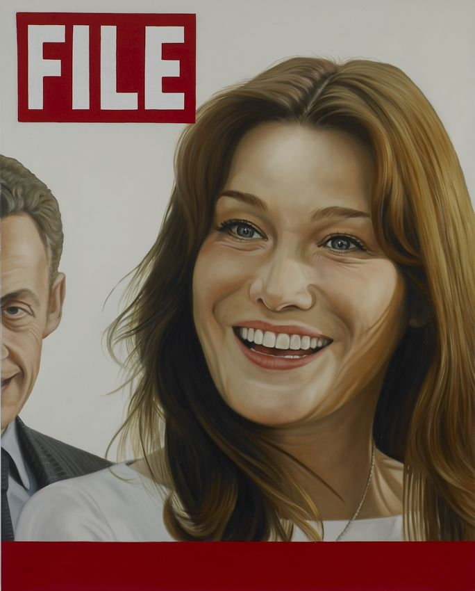 File Stories – Bruni & Sarkozy