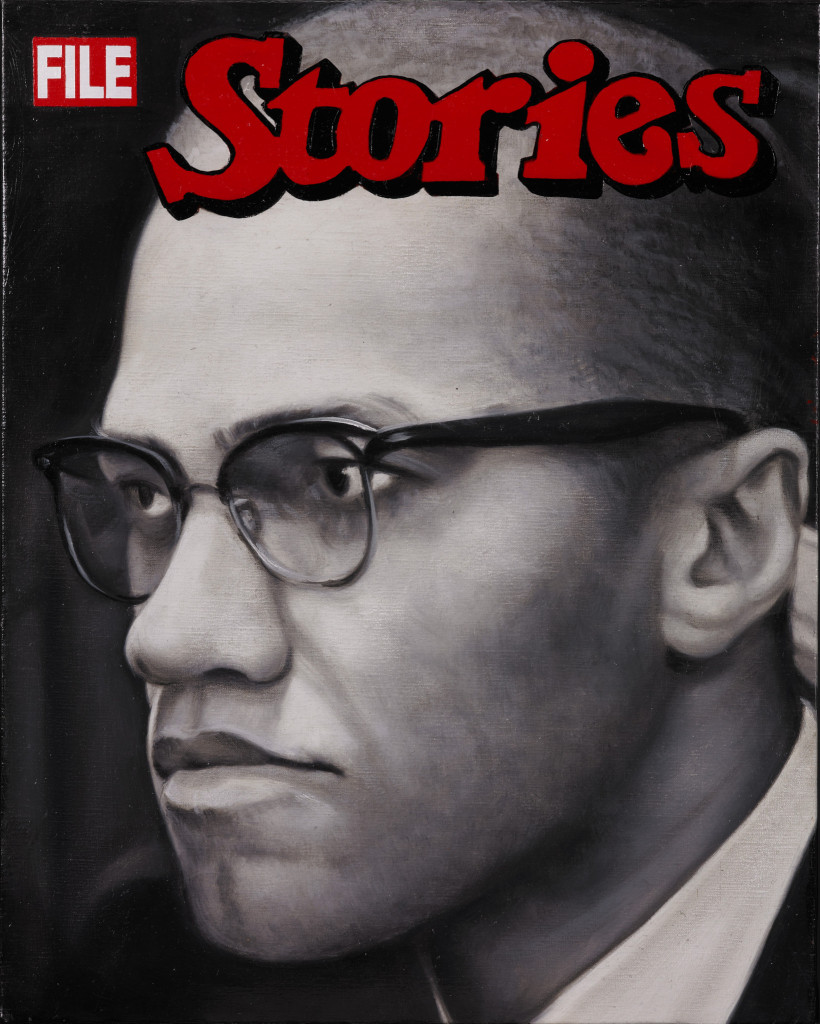 File Stories – Malcolm X