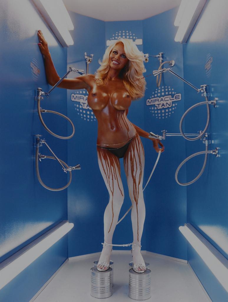 Pamela Anderson Miracle Tan