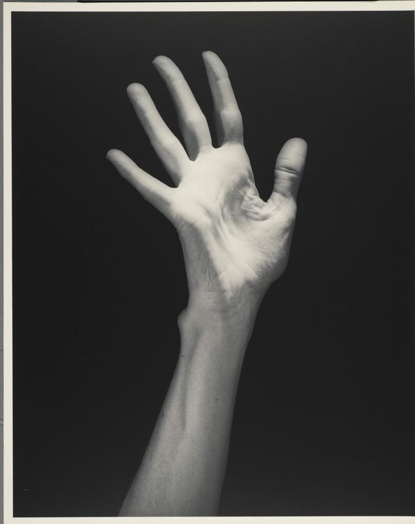 Lucinda's Hand' (Lucinda Childs)