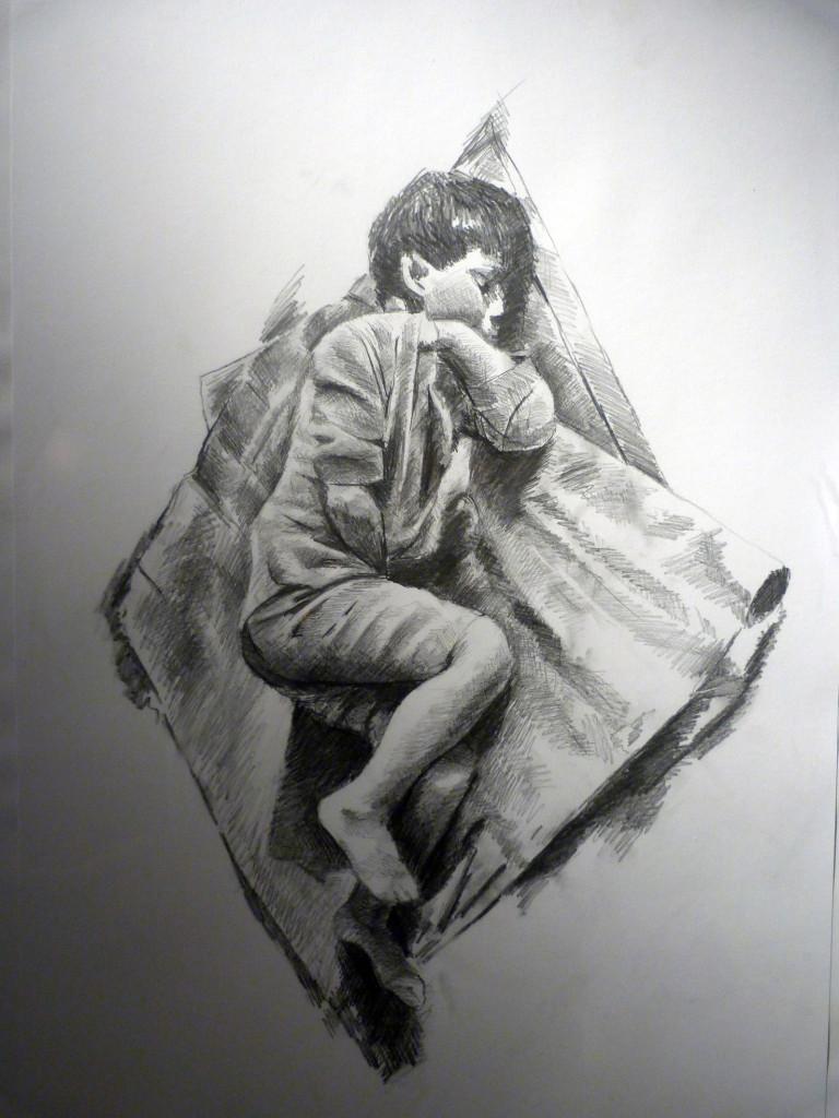 Homeless child