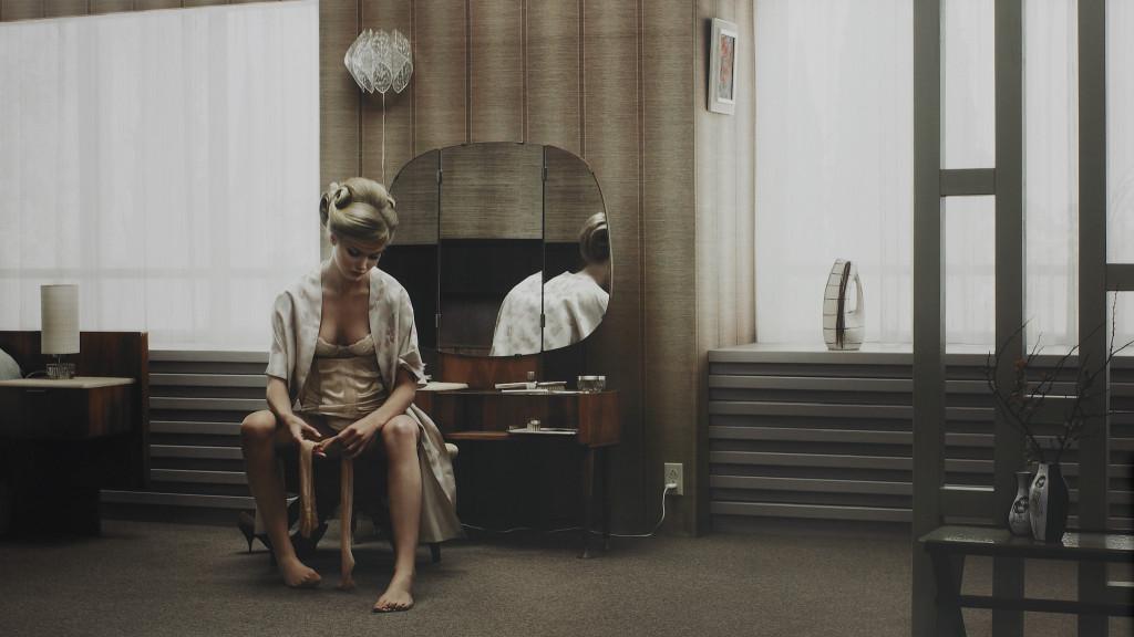 Barbara Scene' (série Grief)