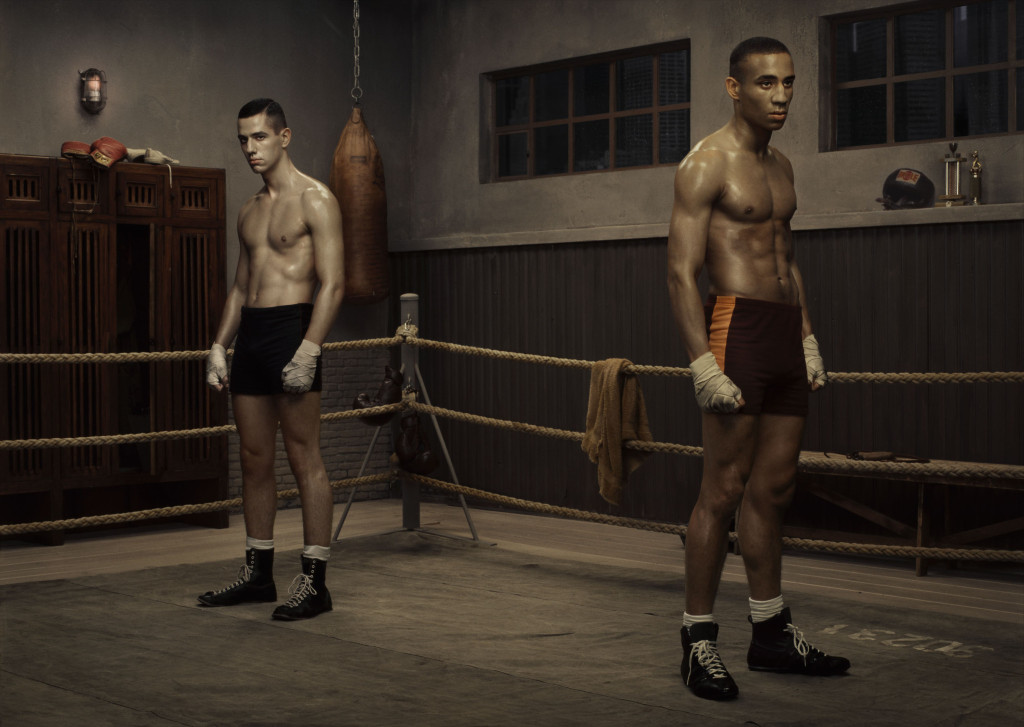 The Boxing School'  (Série Hope)