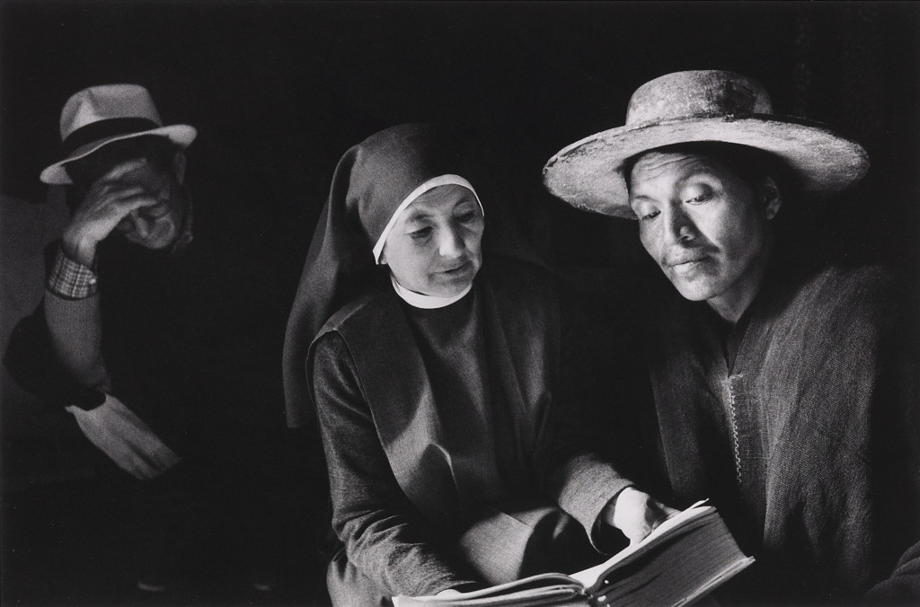 Ecuador, Nun reading