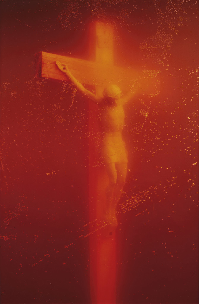 Piss Christ' (série Immersions)