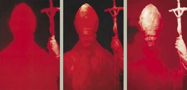 Red Pope I-III