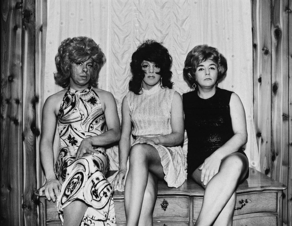 Dougie, Jackie et Rollin' (série Female Impersonators)