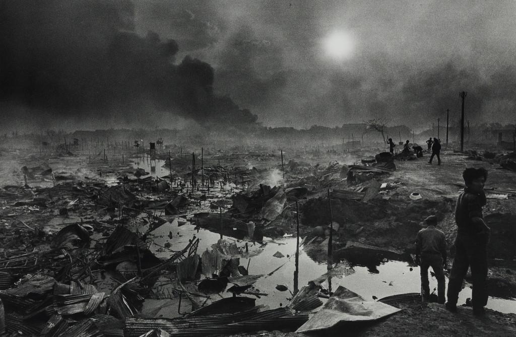 Le bombardement de Phnom-Penh