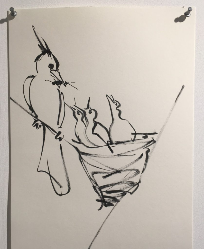 Série Maternitas