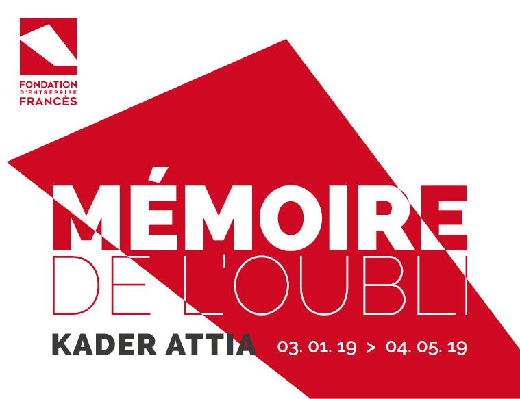 Kader Attia – Mémoire de l'oubli, Acte II